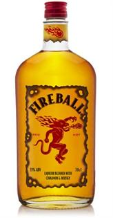 Fireball Cinnamon Whiskey 375ml